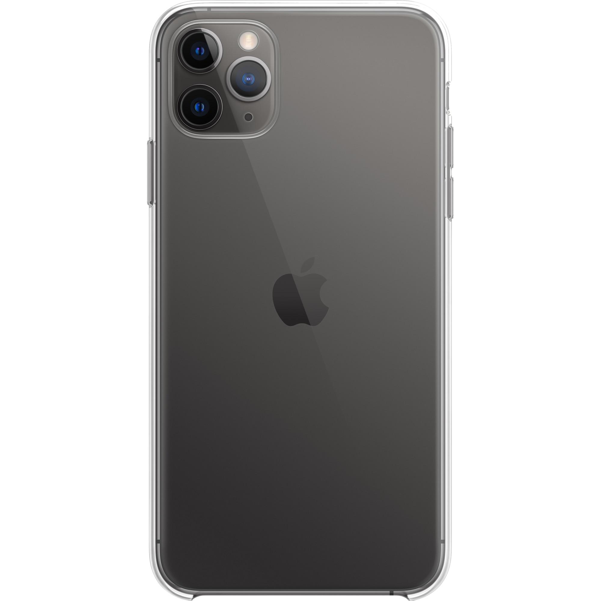 Fotografie Husa de protectie Apple pentru iPhone 11 Pro Max, Clear Case