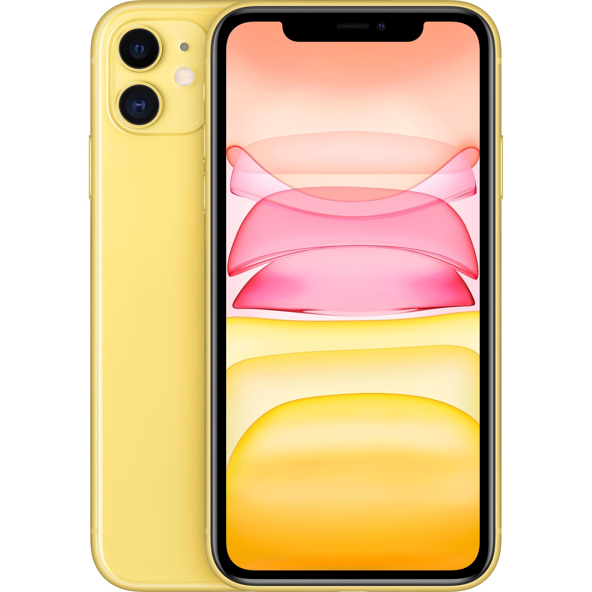 Fotografie Telefon mobil Apple iPhone 11, 128GB, Yellow