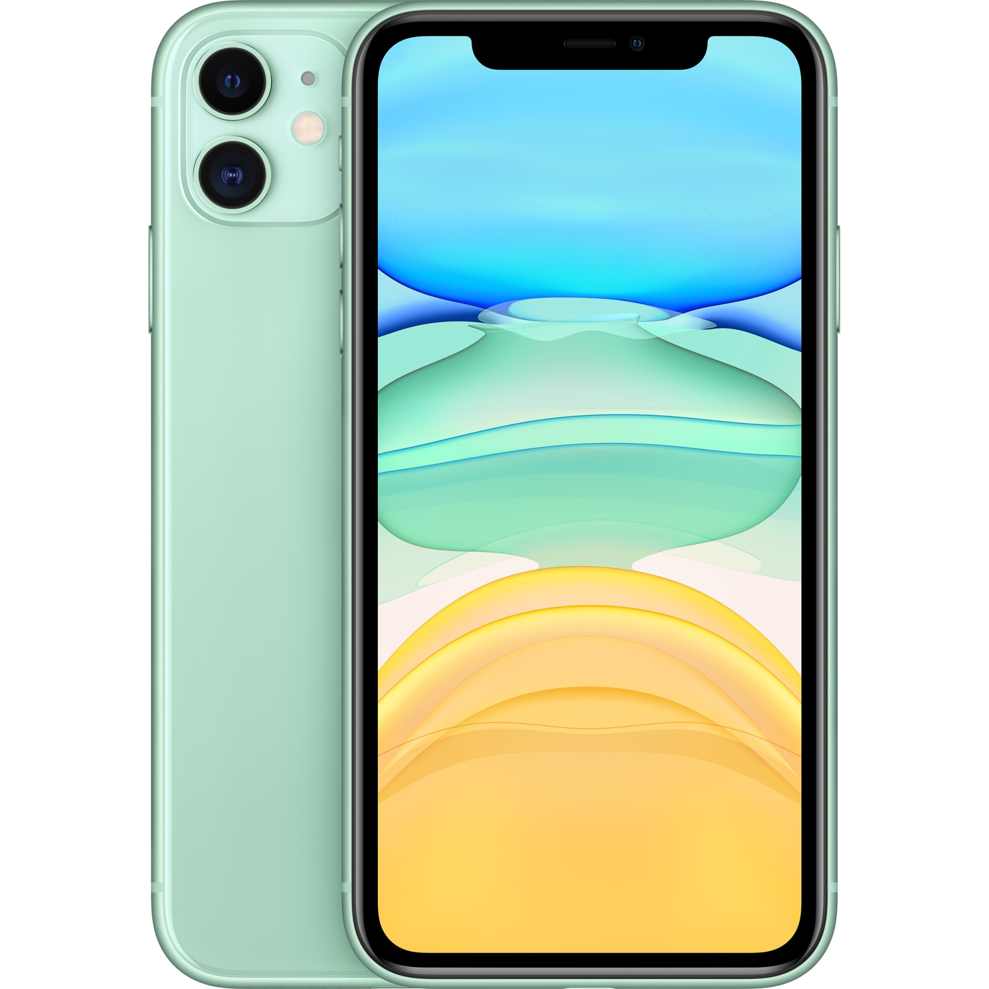 Fotografie Telefon mobil Apple iPhone 11, 64GB, Green