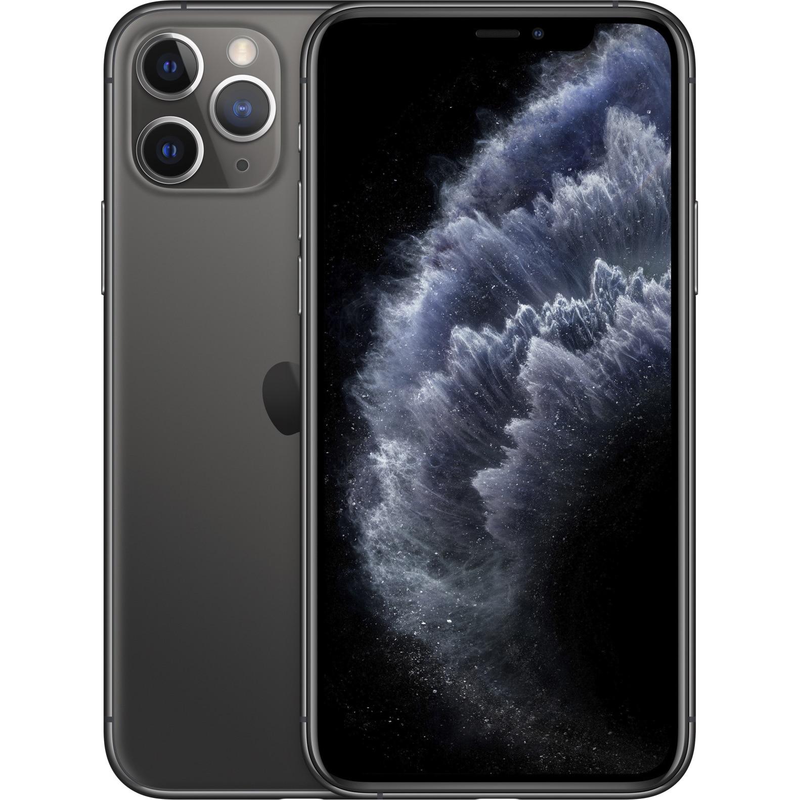 Fotografie Telefon mobil Apple iPhone 11 Pro, 512GB, Space Grey