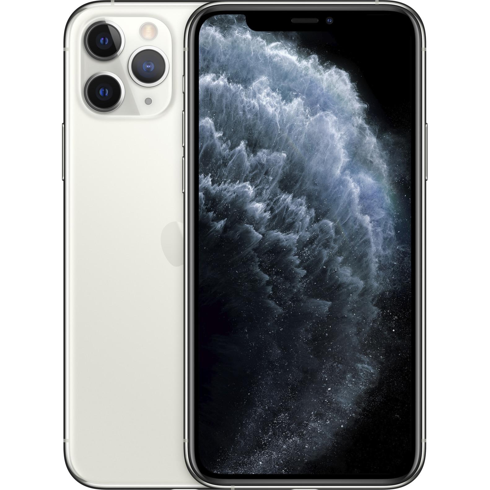 Fotografie Telefon mobil Apple iPhone 11 Pro, 256GB, Silver