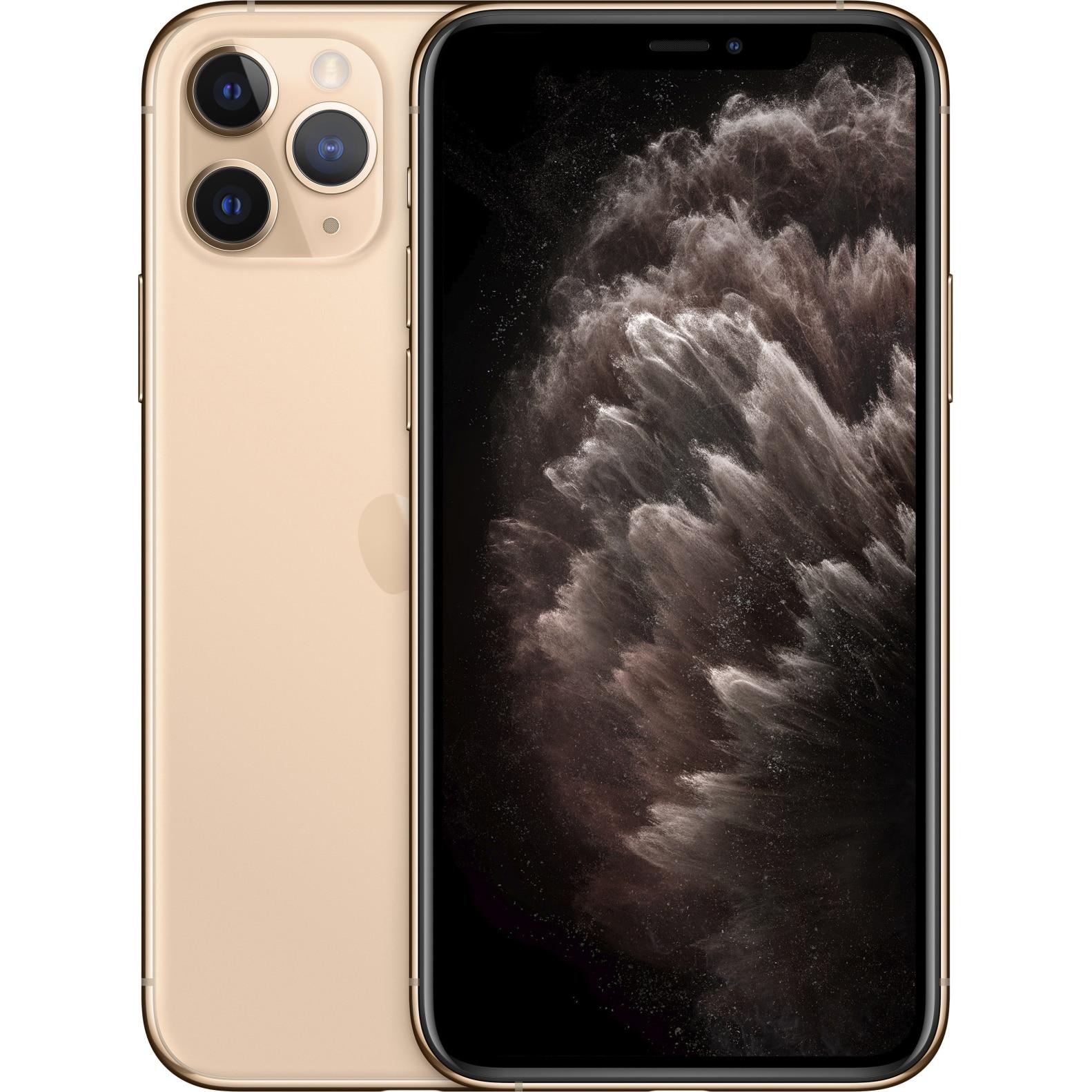 Fotografie Telefon mobil Apple iPhone 11 Pro, 64GB, Gold