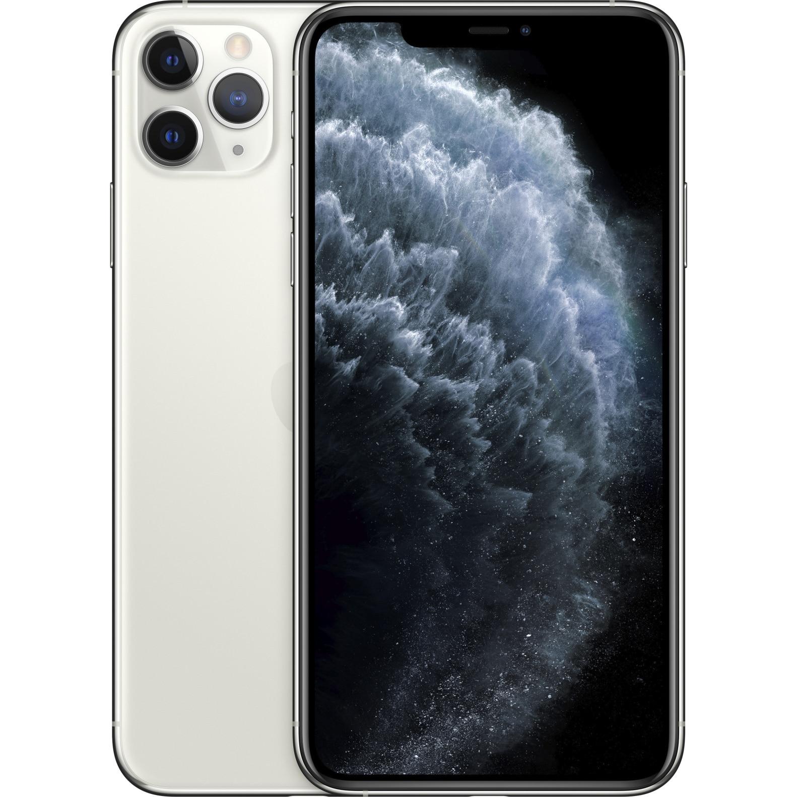 Fotografie Telefon mobil Apple iPhone 11 Pro Max, 256GB, Silver