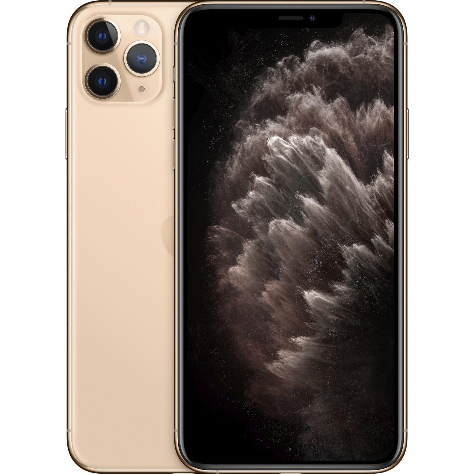 Fotografie Telefon mobil Apple iPhone 11 Pro Max, 64GB, Gold