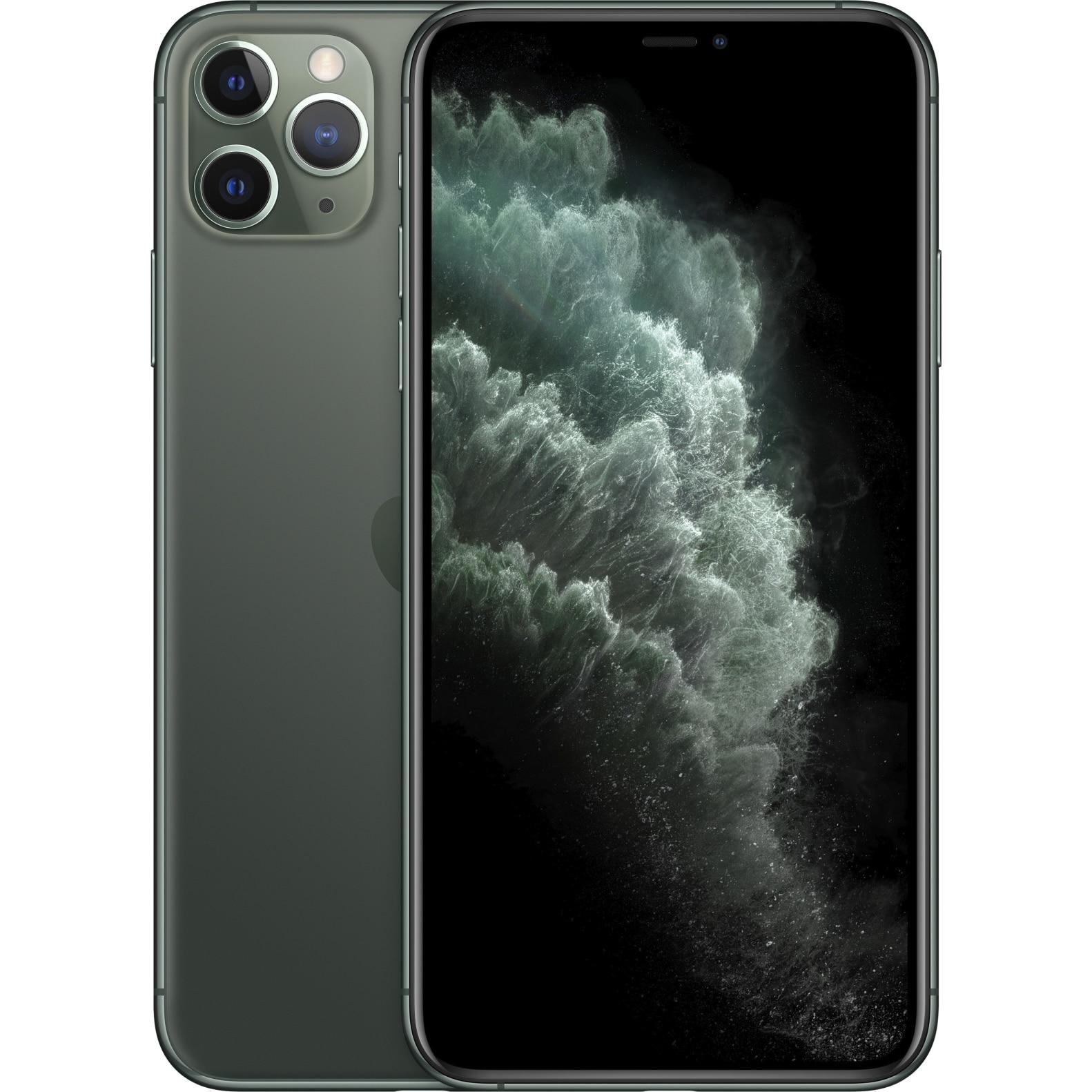Fotografie Telefon mobil Apple iPhone 11 Pro Max, 64GB, Midnight Green