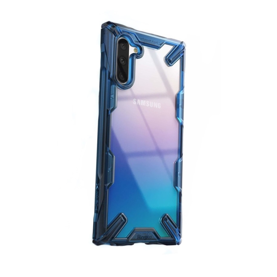 Fotografie Husa Ringke pentru Samsung Galaxy Note 10 / 10 5G fusion x, Space Blue