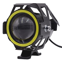 Phuture® Univerzális Angel Eye U7 LED Projektor ATV-hoz vagy Motorkerékpárhoz, 2 Fázisú és Strobe Funkcióval, 15 W Teljesítmény