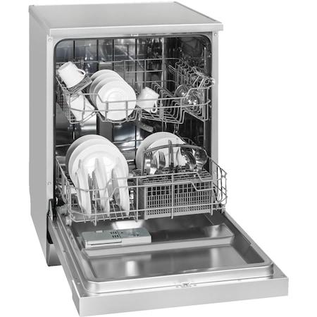 Masina de spalat vase Exquisit GSP9112.1, 12 seturi, 6 programe, clasa A++, alb