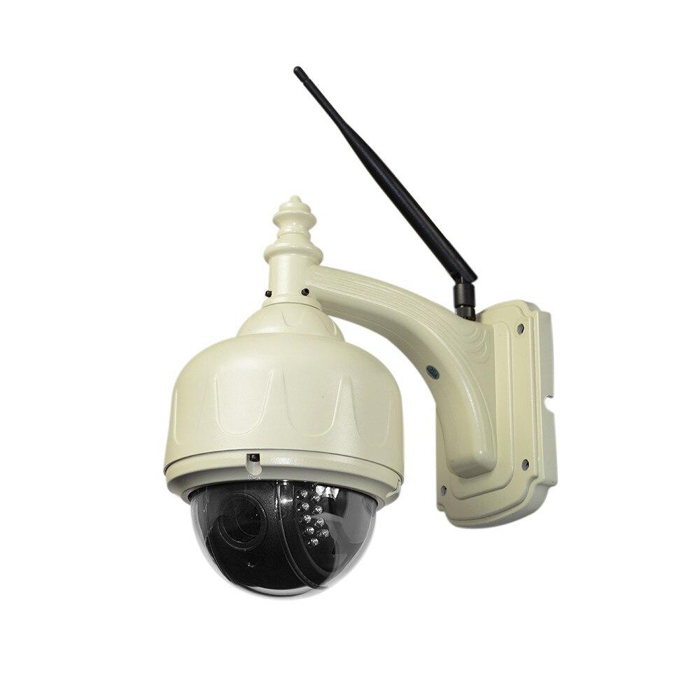 Fotografie Camera de supraveghere video PNI 631W dome, Ip de exterior cu PTZ, Wireless/Cablu