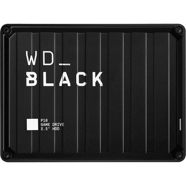 """Fotografie HDD extern WD Black P10 Game Drive 4TB, 2.5"""", USB 3.2 Gen1"""