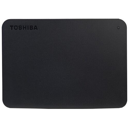 """Fotografie HDD extern Toshiba Canvio Basics 1TB, 2.5"""", USB 3.0, Negru"""