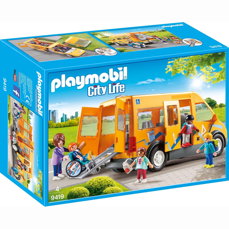 Fotografie Playmobil City Life - Masina scolara