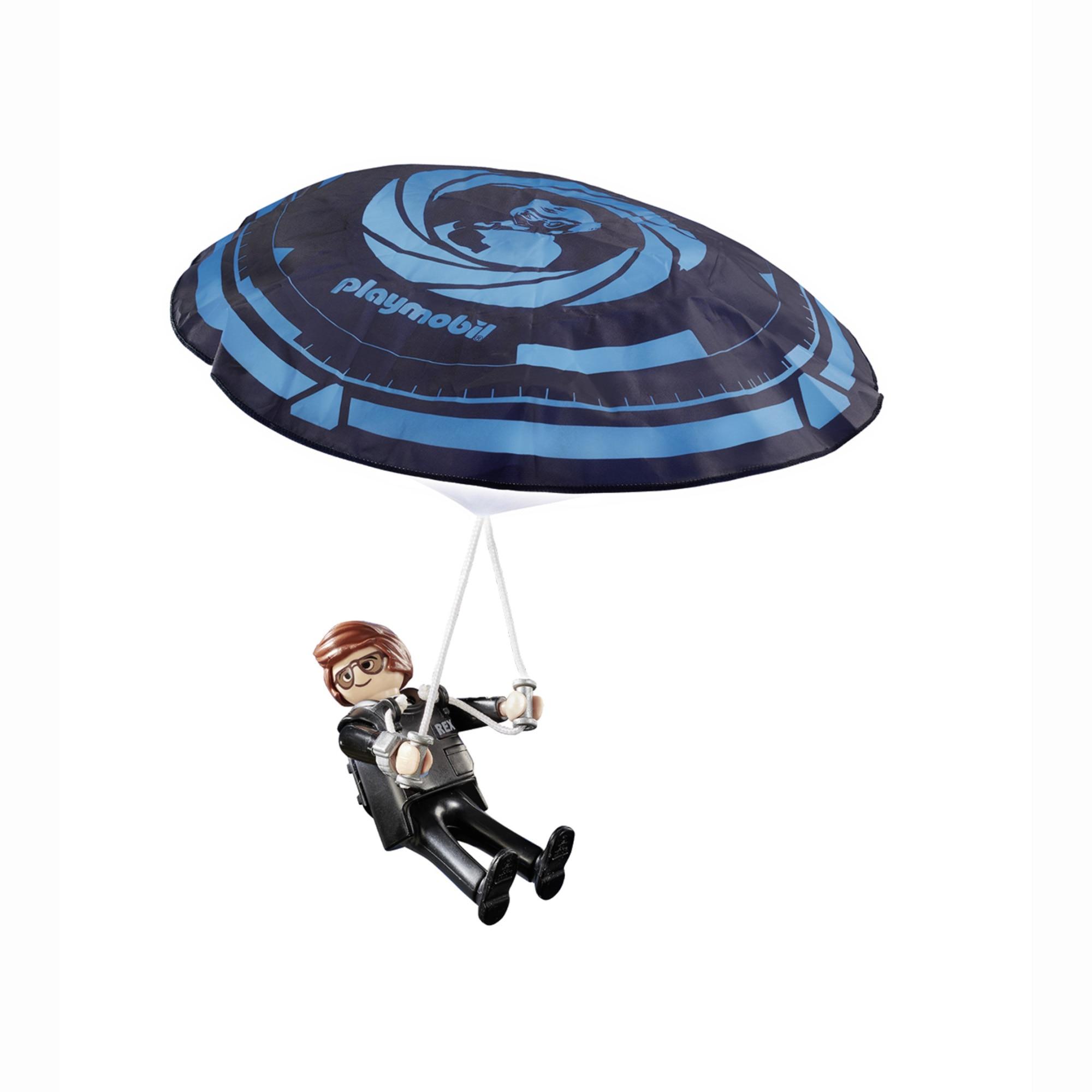 viziune pentru parașutist