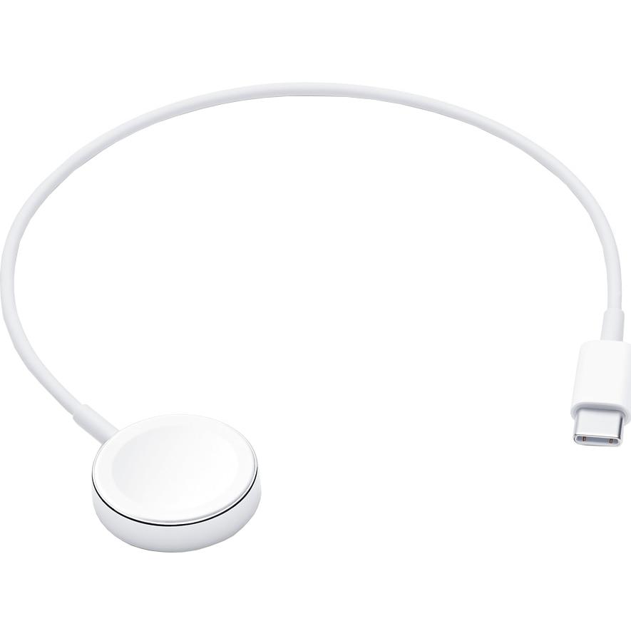 Fotografie Cablu de incarcare pentru Apple Watch, USB Type C, 0.3m