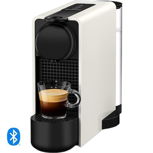 Fotografie Espressor Nespresso Essenza Plus C45, 1260W, 19 bar, functie comanda cafea, 1 L, A+, Alb