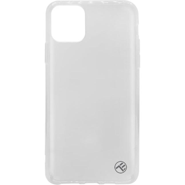 Fotografie Husa de protectie Tellur Basic din Silicon pentru iPhone 11 Pro, Transparenta