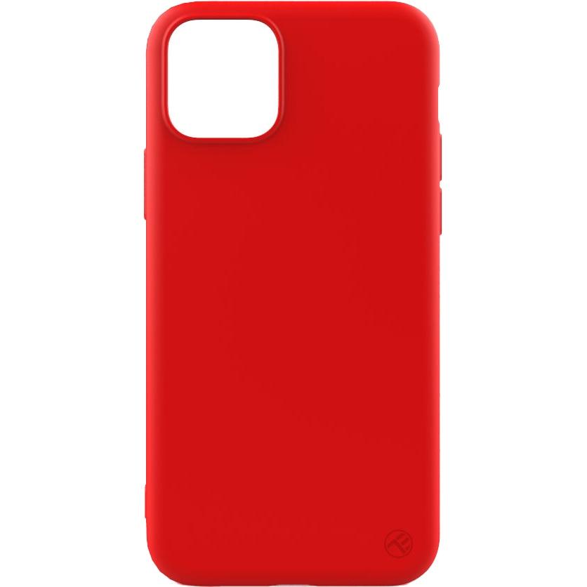 Fotografie Husa de protectie Tellur Soft Silicone pentru iPhone 11 Pro, Rosu