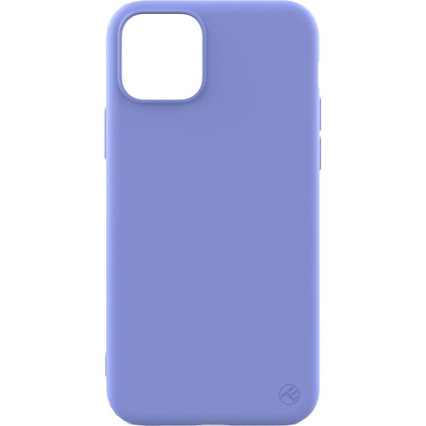 Fotografie Husa de protectie Tellur Soft Silicone pentru iPhone 11 Pro, Mov