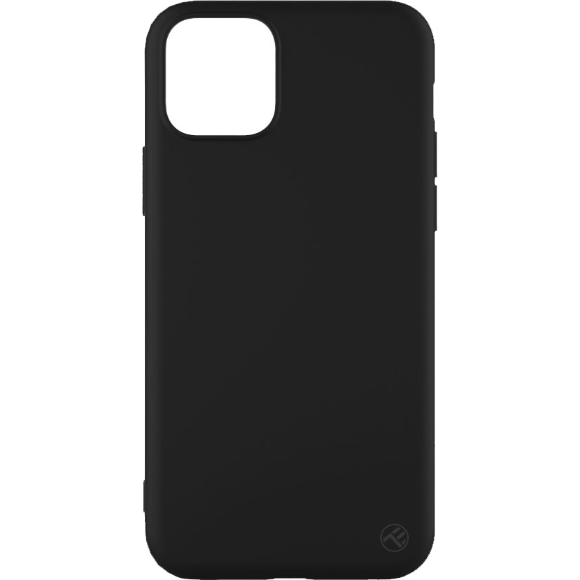 Fotografie Husa de protectie Tellur Soft Silicone pentru iPhone 11 Pro Max, Negru