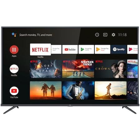 "Телевизор LED Smart Android TCL, 55"" (140 см), 55EP660, 4K Ultra HD"