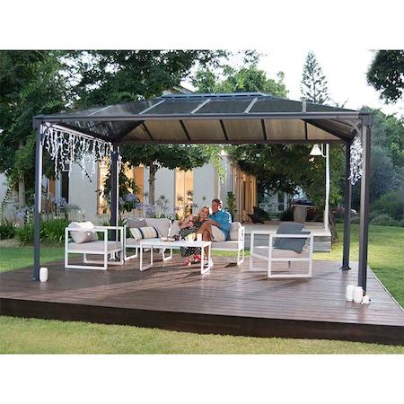Palram Martinique 4300 - Kerti Pavilon, 430x295 cm