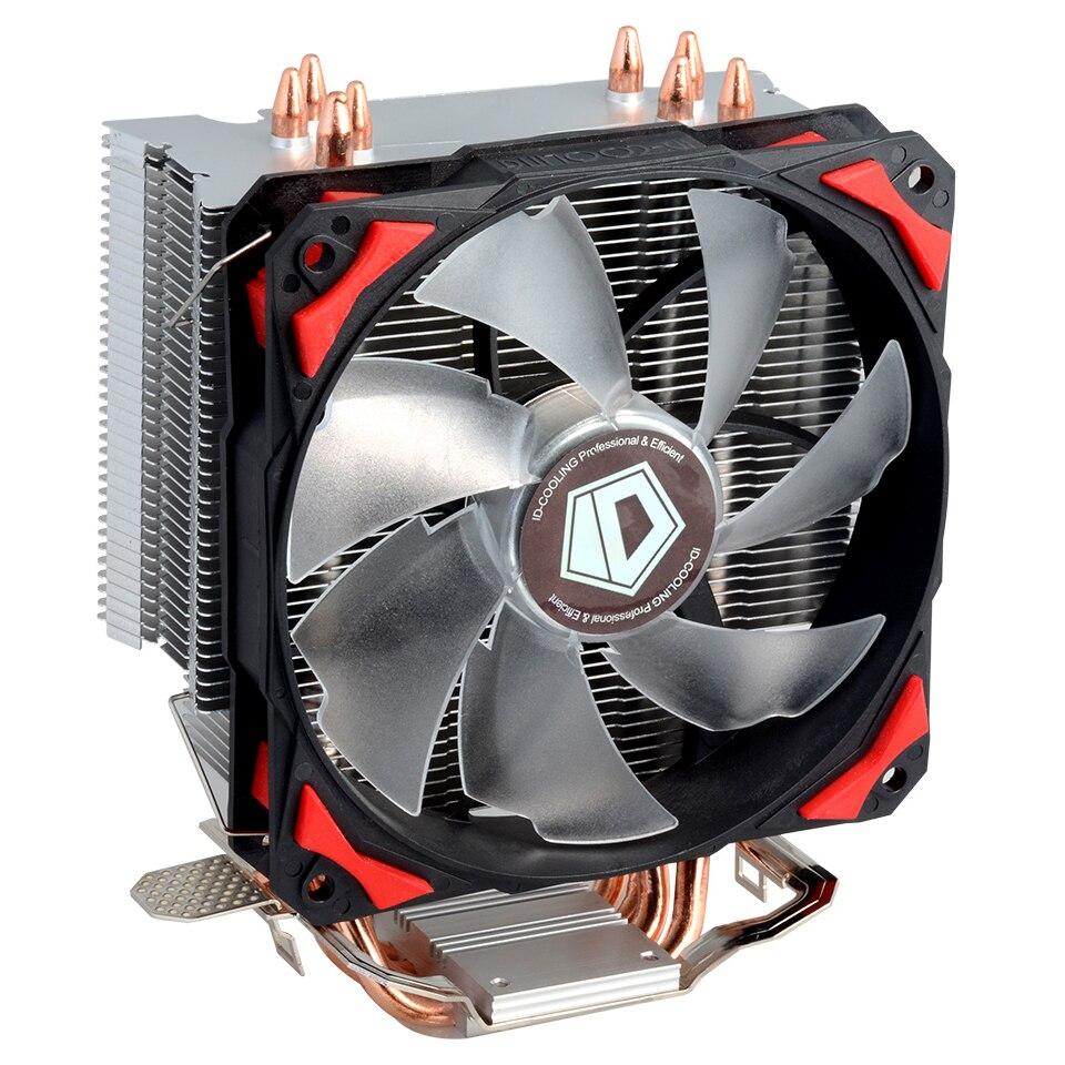 Fotografie Cooler Procesor ID-Cooling SE-214, compatibil Intel/AMD