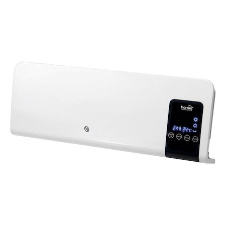 HOME FKF 59201 Fali ventilátoros fűtőtest, stop program, 1000/2000W, Fehér
