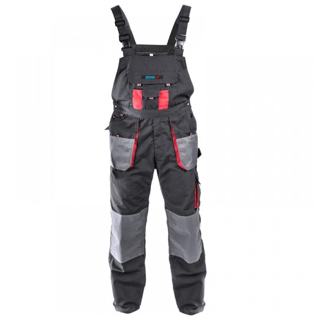 Dedra munkavédelmi kabát LD54 es méretben szürke | Albaszerszám