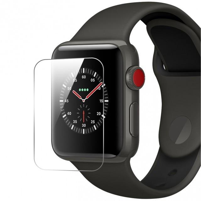 Képernyővédő fólia iUni Smartwatch Apple Watch 40mm fekete