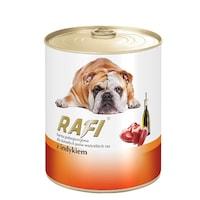 Консерва за кучета Rafi Adult с пуйка, 400 гр