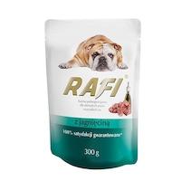 Пауч за кучета Rafi Adult с агнешко, 300 гр