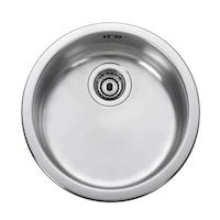 Кухненска мивка EcoSink Елеганс, 42x42х170, вграждане, инокс