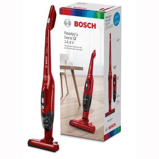 Bosch BBHF214G 2in1 Serie2 vezeték nélküli porszívó, 14,4 V