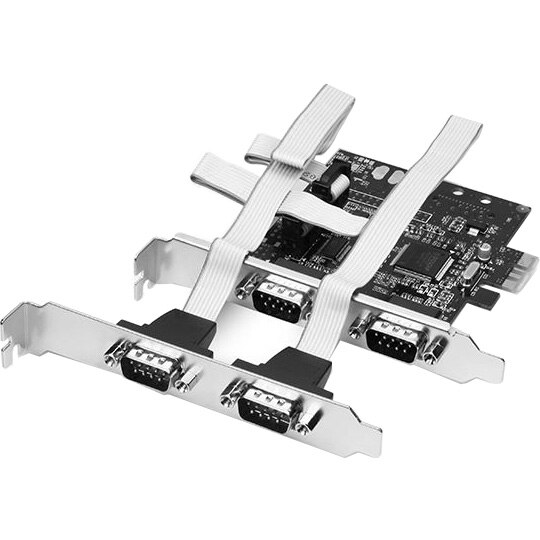 Fotografie Controller AXAGON 4 porturi serial - PCIE Express