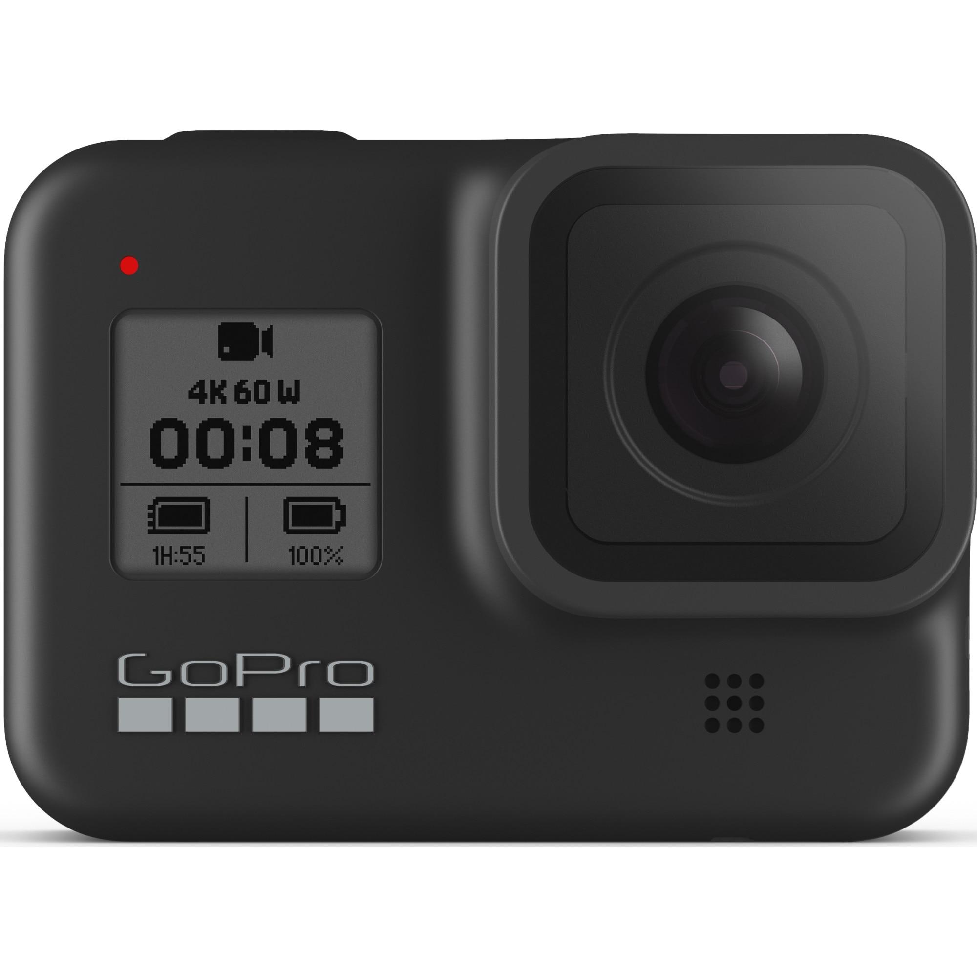 Fotografie Camera video sport GoPro Hero8, 4K, Black