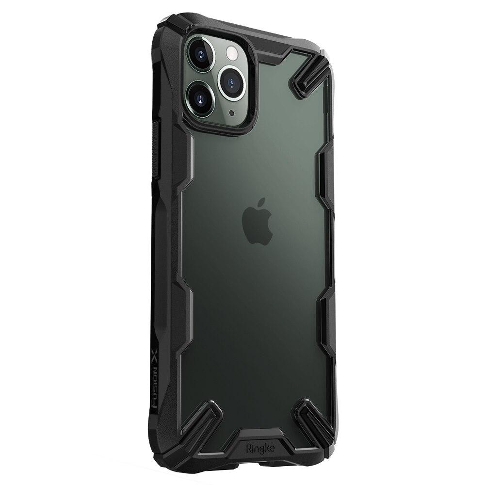 Fotografie Husa Ringke pentru iPhone 11 pro fusion x, Black