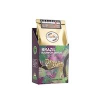 CAFE FREI Brazil Bourbon Santos-kávé, szemes, 125g