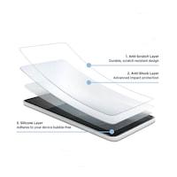 Eiger Tri Flex High Impact Film Screen Protector - качествено защитно покритие за дисплея на iPhone 11 Pro Max, iPhone XS Max (два броя)