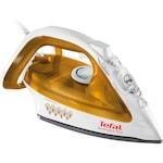 Tefal FV3940E0 Supergliss Plus Vasaló, 2400W, 140 g/min, 270ml víztartály, Fehér/Sárga