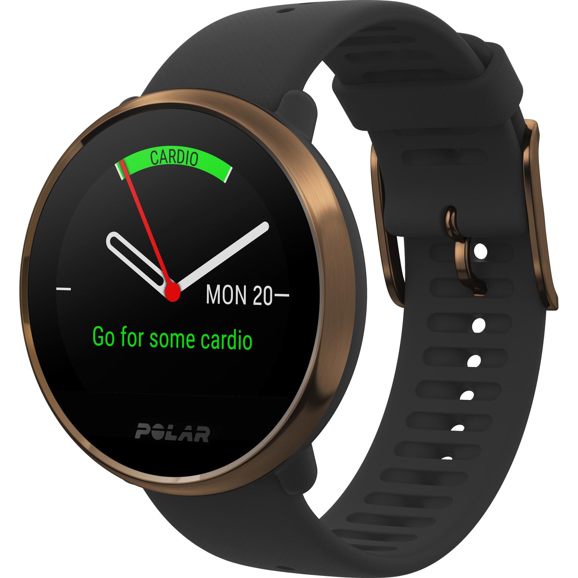 Fotografie Ceas Smartwatch Polar Ignite, Medium/Large, Black/Copper