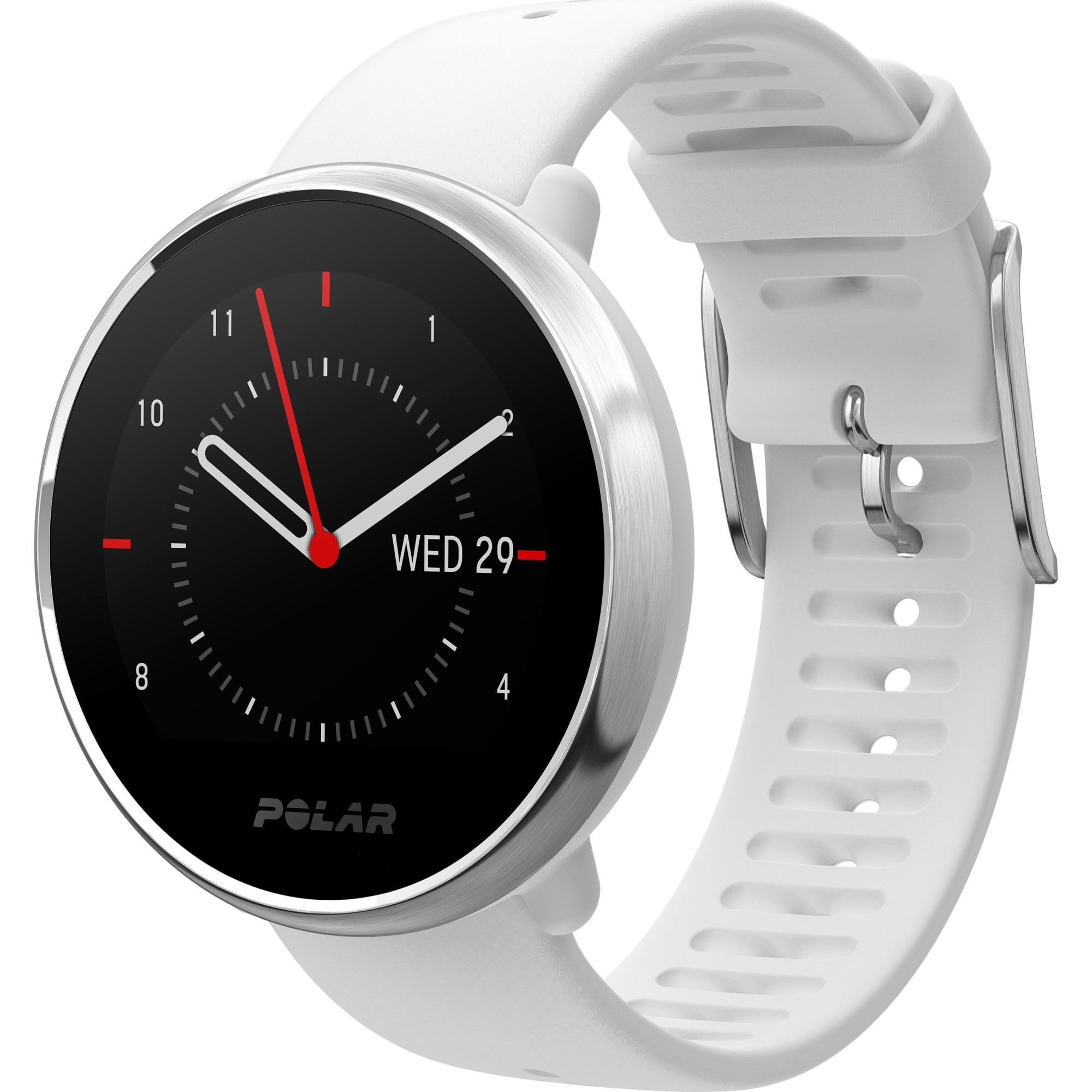 Fotografie Ceas smartwatch Polar Ignite White/Silver marime M/L