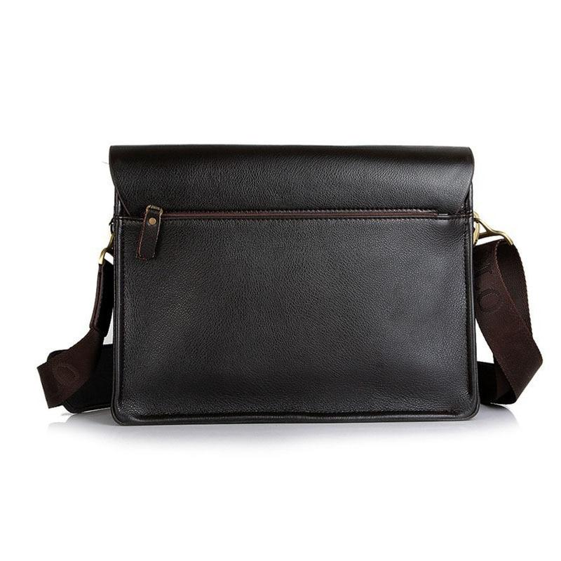 Férfi táska, Videng Polo GT35, barna eMAG.hu