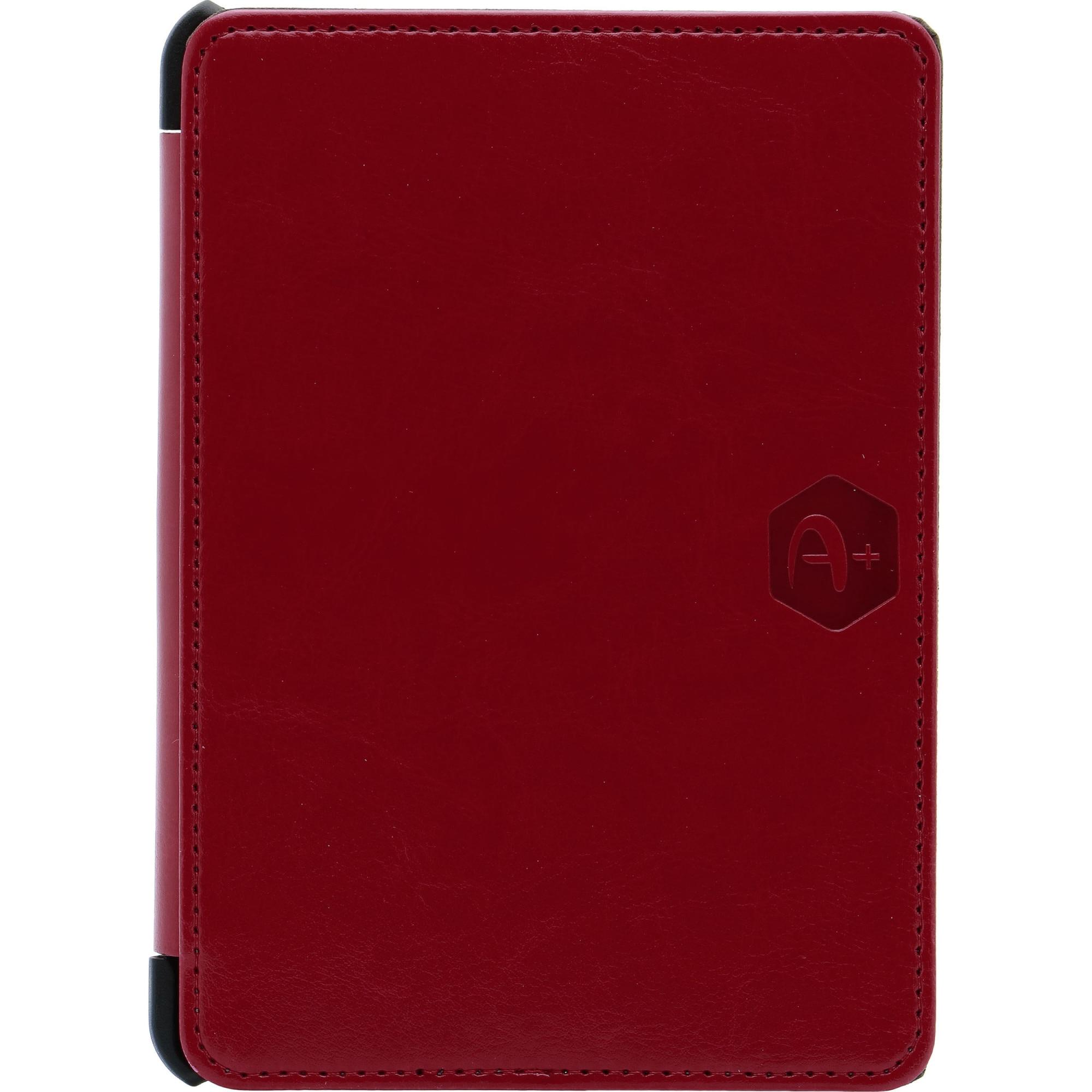 Fotografie Husa de protectie A+ Slim pentru Kindle Paperwhite 4 (10th Generation-2018), Hand red