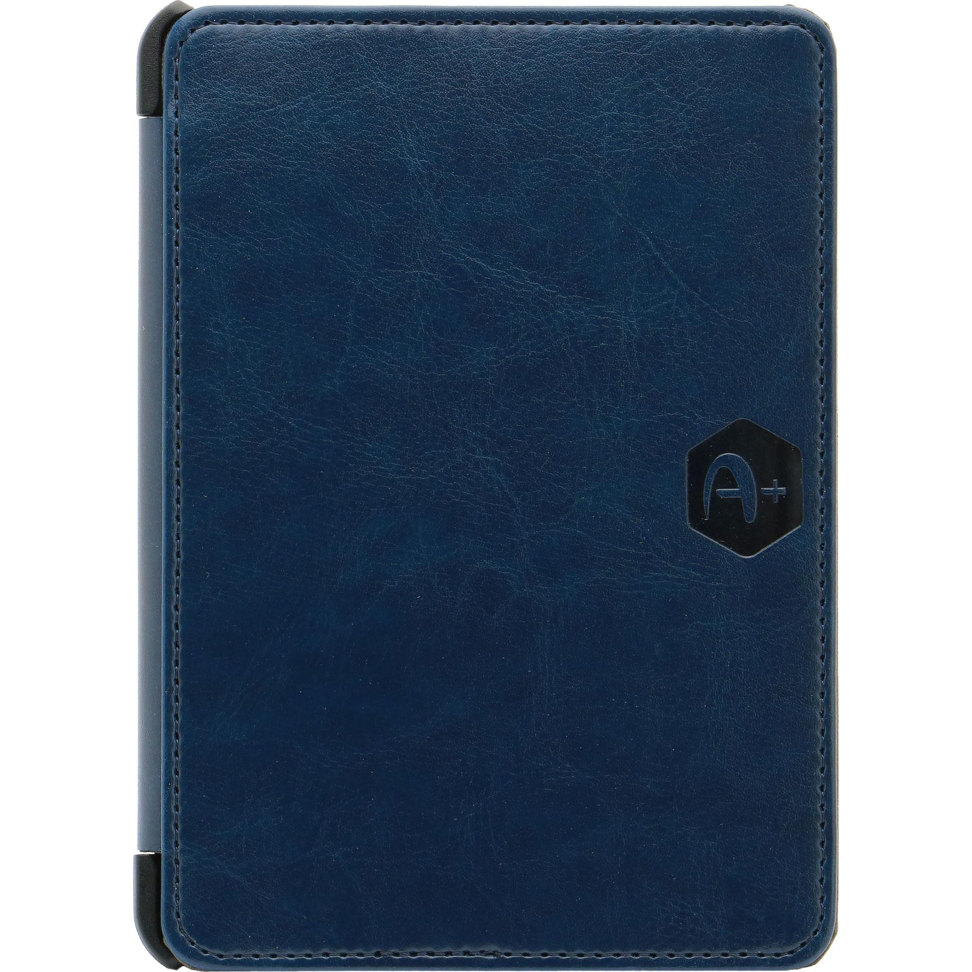 Fotografie Husa de protectie A+ Slim pentru Kindle Paperwhite 4 (10th Generation-2018), Hand blue