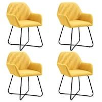 scaun galben cauze