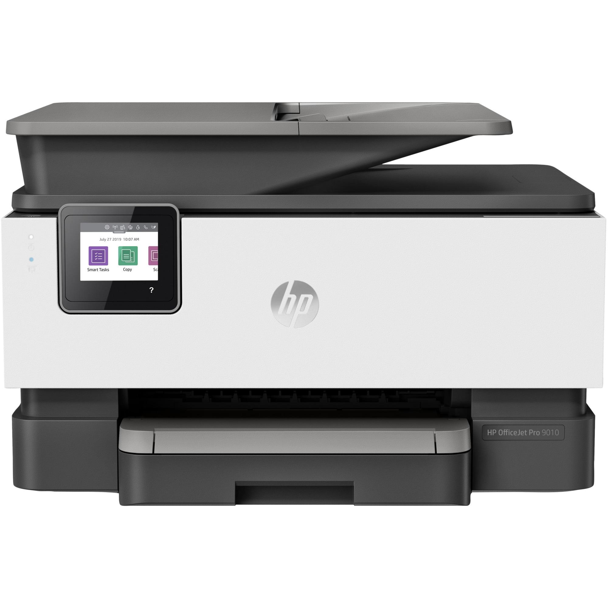 Fotografie Multifunctional HP OFFICEJET PRO 9010 All-in-One, A4, 32ppm, Duplex, USB, Wi-FI, Retea