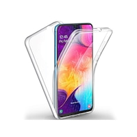 360 Градуса Калъф Case- M за Samsung Galaxy A20e, Прозрачен