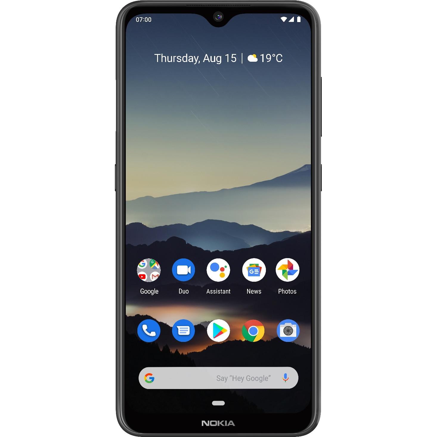 Fotografie Telefon mobil Nokia 7.2, Dual SIM, 128GB, 6GB RAM, 4G, Charcoal