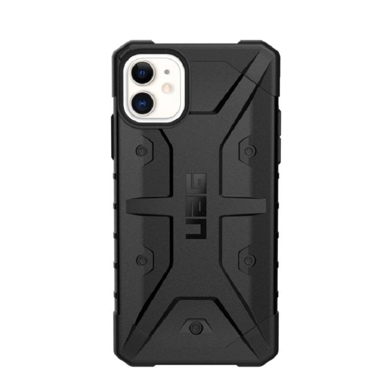 Fotografie Husa de protectie UAG Pathfinder Series pentru Apple iPhone 11, Black