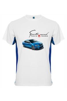 Тениска Шкода , Online market
